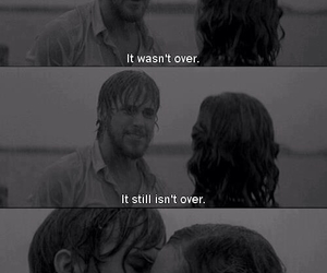 love, the notebook, and kiss image