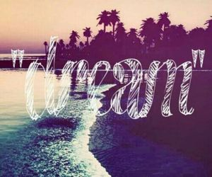 Dream, beach, and summer image