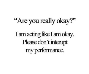 quotes, okay, and text image