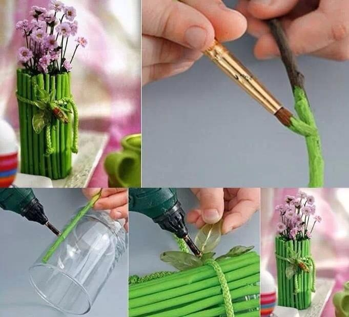 Image About Flower Vase Decor Ideas In Creative By Kittykat