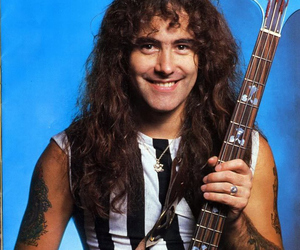 steve harris and iron maiden image