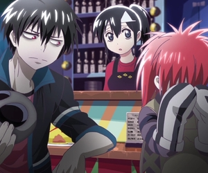 anime and blood lad image