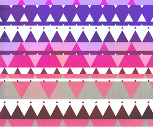 girls, pattern, and pink image