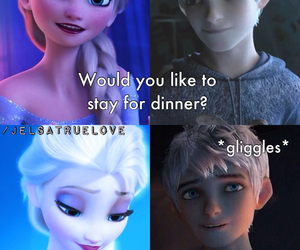 disney, frozen, and jack image