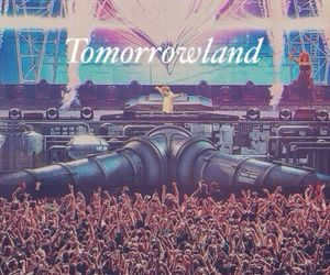 Tomorrowland and crazy image