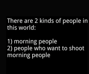 morning, funny, and people image