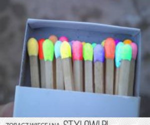 colorful matches image