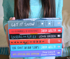 books and john green image