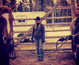family, serie, and heartland image