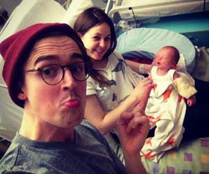 tom fletcher, family, and McFly image