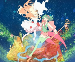 anime and macross frontier image
