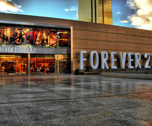 forever 21, fashion, and store image