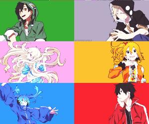 mekaku city actors, kagerou pro, and anime soooon image