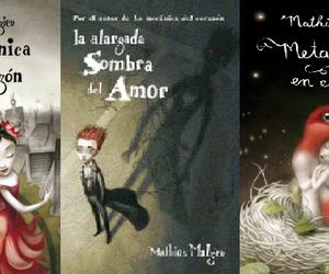libros, la mecanica del corazon, and matías malzieu image