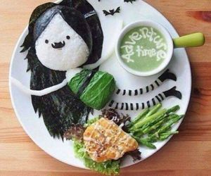 food, adventure time, and marceline image
