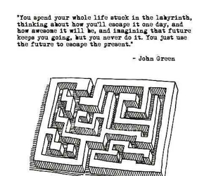 john green, quotes, and book image