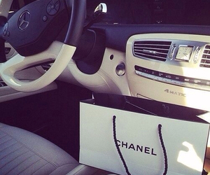 chanel and mercedes image