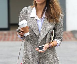 beautiful, jessica alba, and outfit image