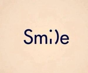 smile and sonrie image