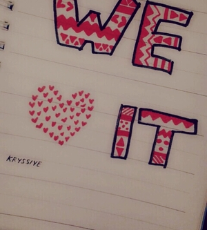aztec, heart, and weheartit image