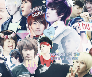 Collage, cool, and eunhyuk image