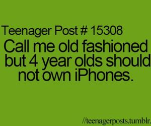 teenager post, old fashioned, and funny image