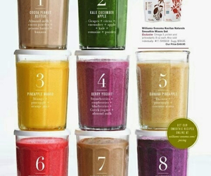 healthy, smoothie, and drink image