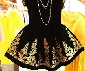 dress, chanel, and fashion image
