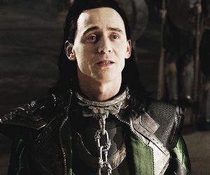 thor, tom hiddleston, and loki image