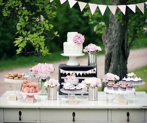 cakes, food, and sweet image
