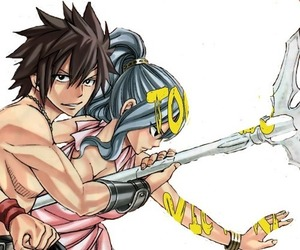 amour, anime, and fairy tail image