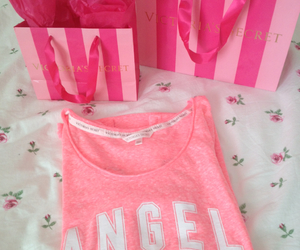 angel, bags, and shirt image