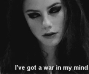 depression, Effy, and mind image