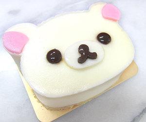 cake, food, and kawaii image