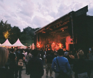 concert, music, and indie image