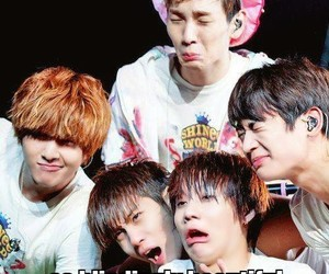 funny, key, and Onew image