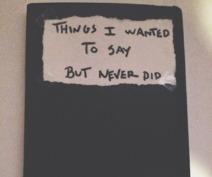 did, never, and things image