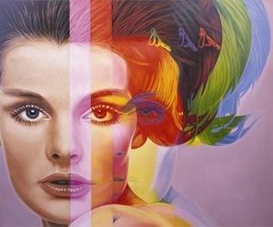 gossip girl, art, and richard phillips image