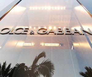 Dolce & Gabbana, luxury, and store image