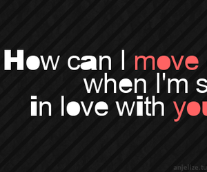love, hurt, and move on image