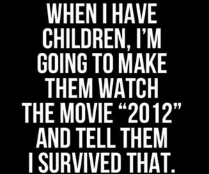 2012, funny, and child image