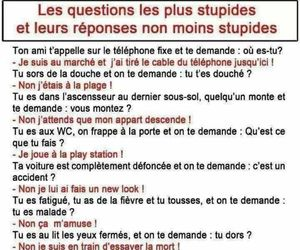 french, lol, and funny image