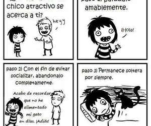 antisocial, frases, and Gatos image