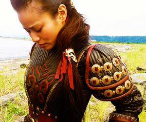 female armor image