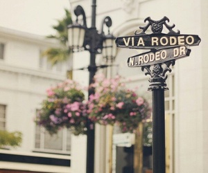 california and rodeo drive image