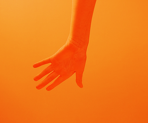 orange and aesthetic image