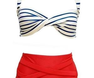 fashion, style, and bikini image