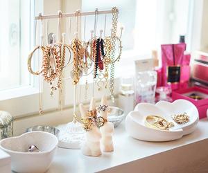 girly, jewelry, and bracelet image