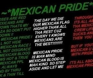 mexican and mexican pride image