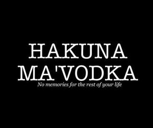 vodka, quotes, and memories image